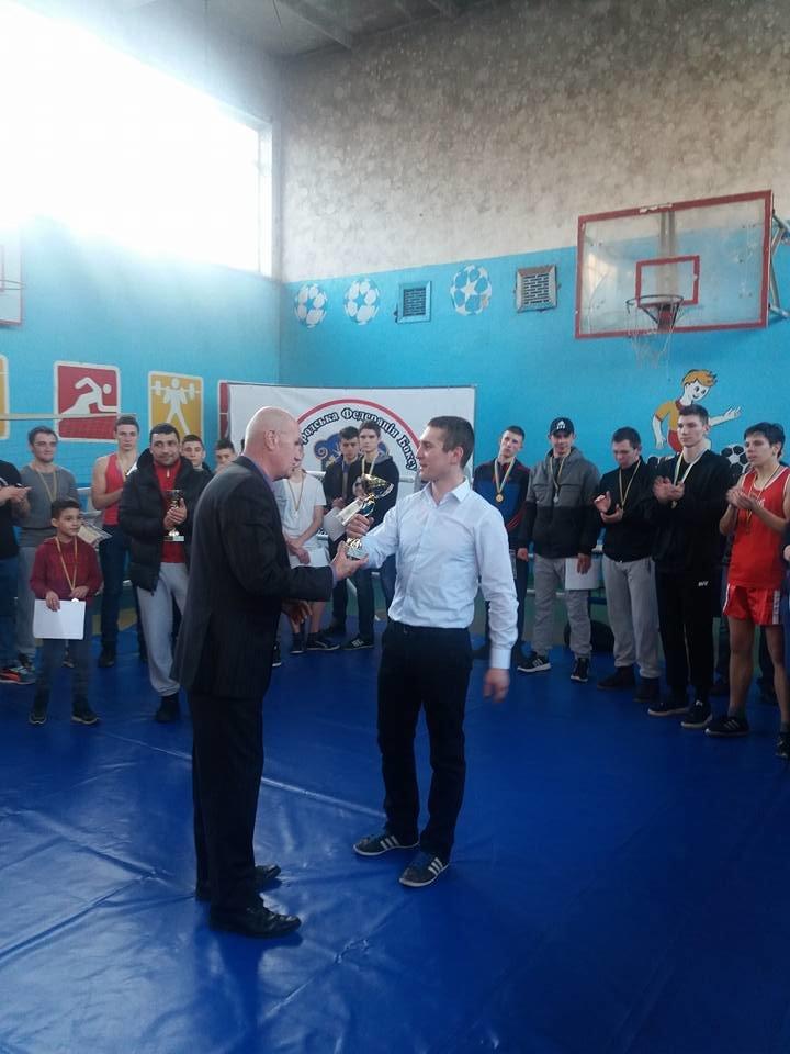 В Ужгороді провели чемпіонат міста з боксу: фото, фото-2