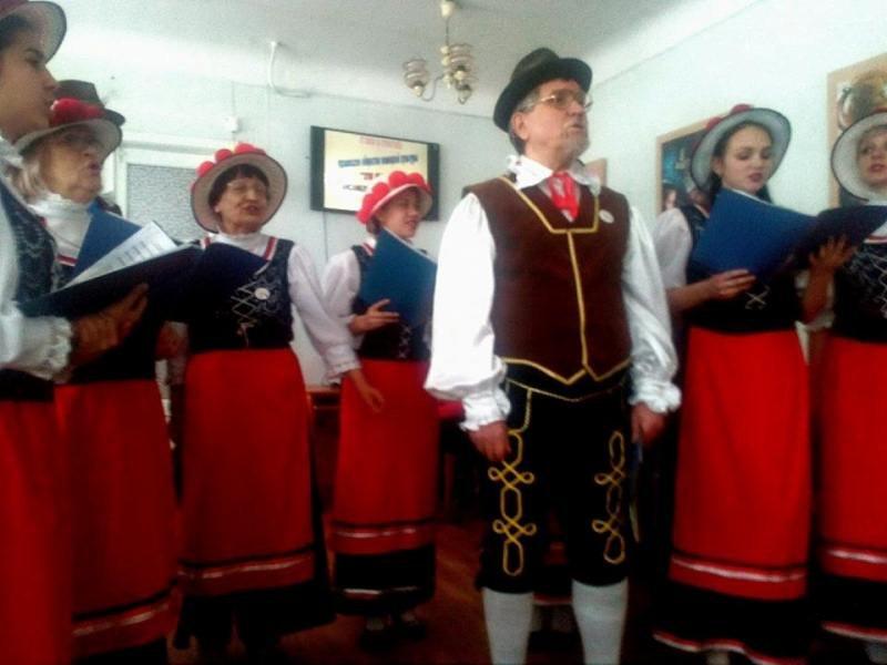 Мелитопольский ансамбль немецкой песни отметил юбилей, фото-1