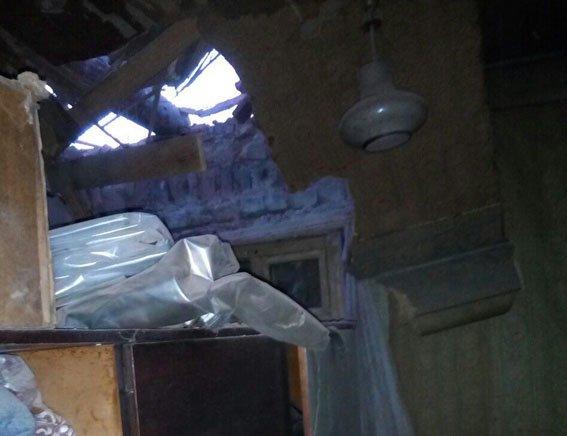 Авдеевка разрушения 16.02.17 3