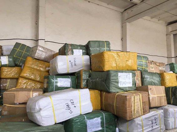 На Закарпатті викрили незаконний експорт одягу на 4 мільйони гривень: фото, фото-2