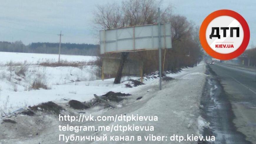 Масштабное ДТП под Киевом: авто пять раз перевернулось (ФОТО), фото-1