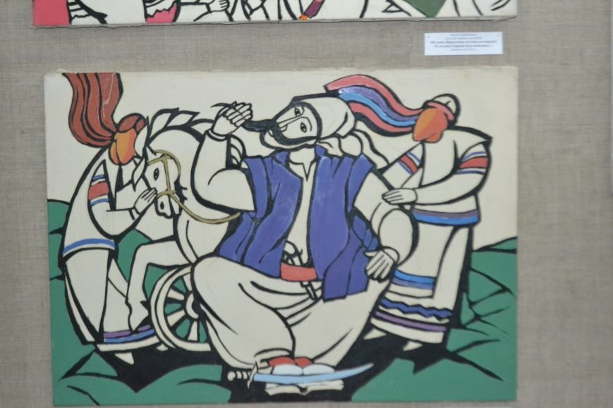 """В Кривом Роге открылась выставка """"украинского Пикассо"""" (ФОТО), фото-14"""