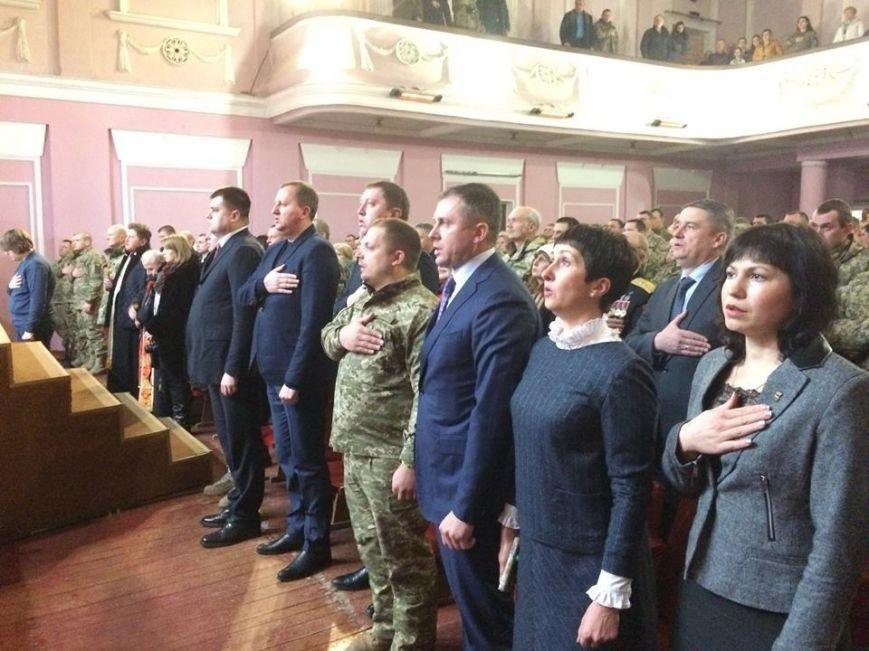 58-ма бригада урочисто відзначила річницю створення (+ВІДЕО), фото-3