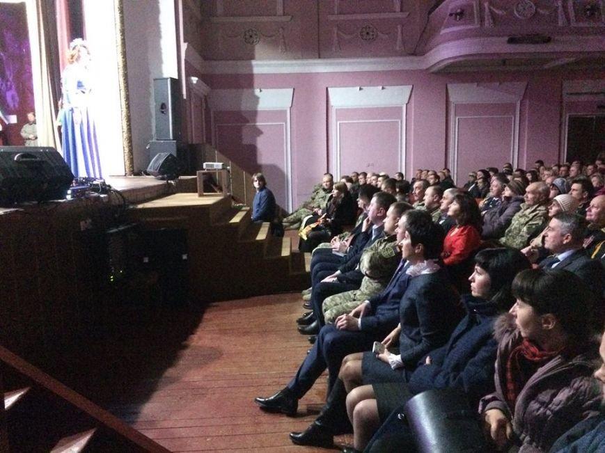 58-ма бригада урочисто відзначила річницю створення (+ВІДЕО), фото-2