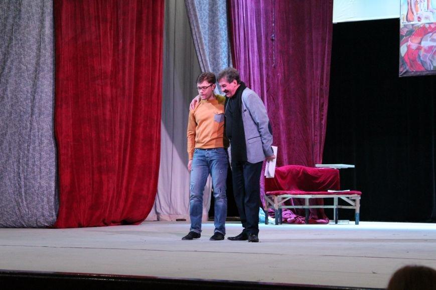 Каменской театр готовит к показу «Наталку Полтавку», фото-3