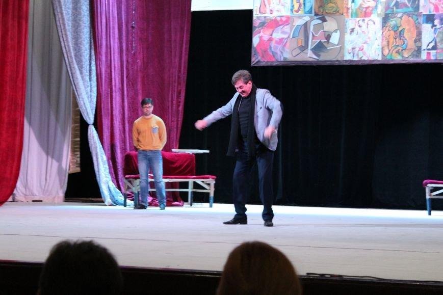 Каменской театр готовит к показу «Наталку Полтавку», фото-1