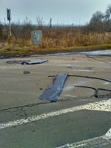 На Ужгородщині поблизу Великих Лаз пасажирський автобус потрапив у ДТП: є 7 постраждалих, фото-4