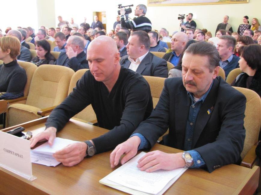 """Сессия горсовета: депутаты спорили из-за """"языка"""" и снова уволили заместителя мэра, фото-6"""