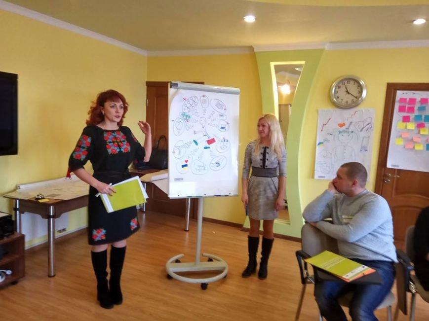 Конотопські гімназисти вчитимуться керувати школою та містом, фото-4