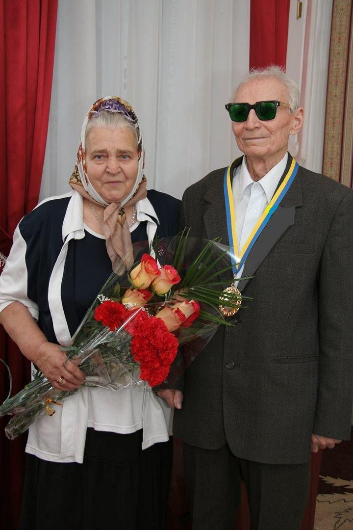 Херсонці відзначили 61 рік подружнього життя (фото), фото-1