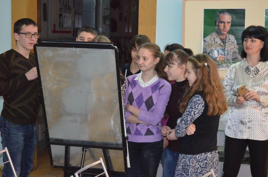 В музее патриоты чтили национальные символы Украины, фото-2