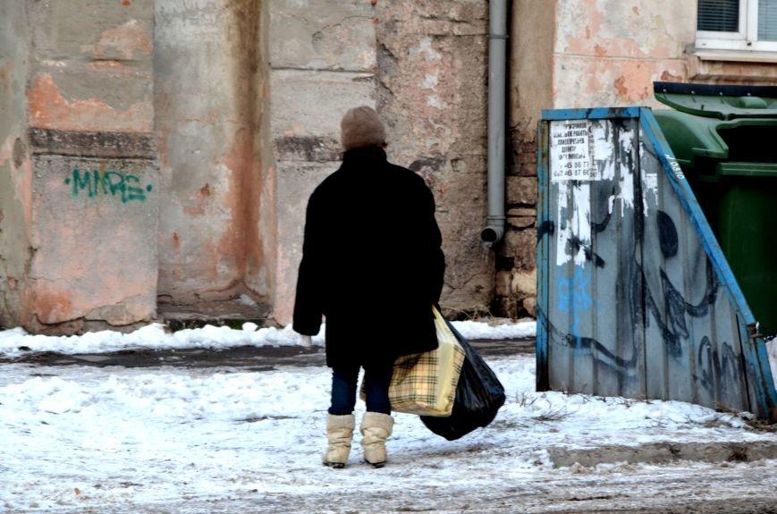 Жизнь мариупольских бездомных, фото-16