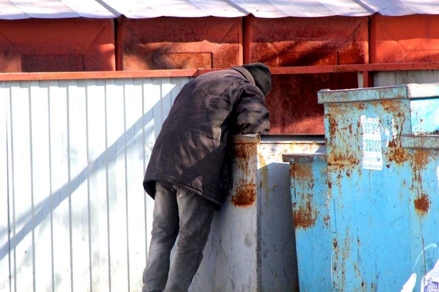 Жизнь мариупольских бездомных, фото-3