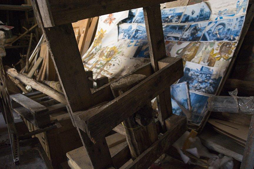 Экскурсия по музею Майдана: революционные артефакты и их история (ФОТОРЕПОРТАЖ), фото-10