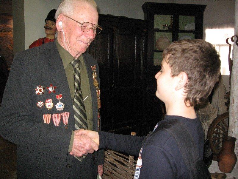 встреча с ветераном 024