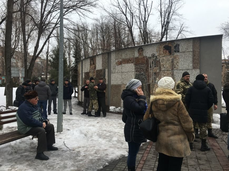 В годовщину Дебальцевской трагедии криворожане почтили память Героев, погибших в борьбе с оккупантами (ФОТО, ВИДЕО), фото-2