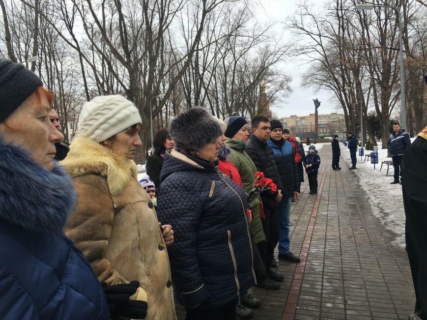 В годовщину Дебальцевской трагедии криворожане почтили память Героев, погибших в борьбе с оккупантами (ФОТО, ВИДЕО), фото-24