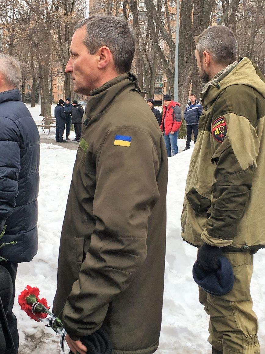 В годовщину Дебальцевской трагедии криворожане почтили память Героев, погибших в борьбе с оккупантами (ФОТО, ВИДЕО), фото-22