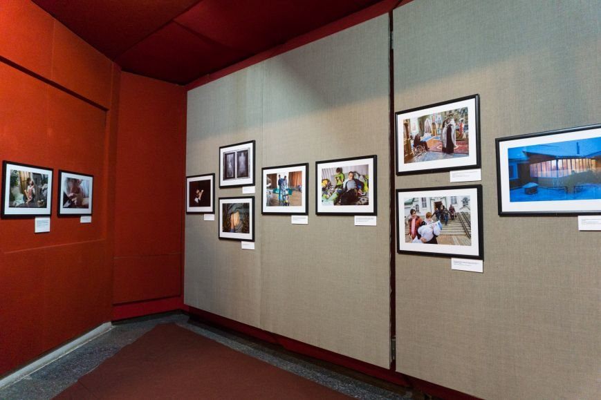 Фотовыставка «Раны» открылась сегодня в каменском музее истории, фото-6