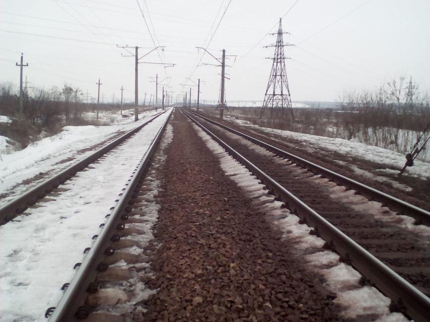 Криворожский рецидивист за ночь украл более 100 деталей  крепления железнодорожного полотна  (ФОТО), фото-1
