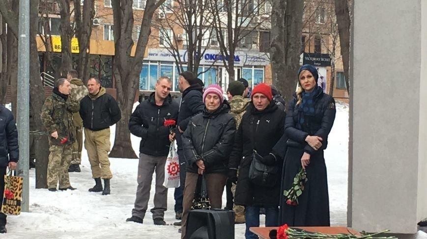 Военный капеллан - патриотам Кривого Рога: Хватит флагами махать и селфи для Киева делать! (ФОТО), фото-2