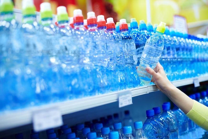покупка воды