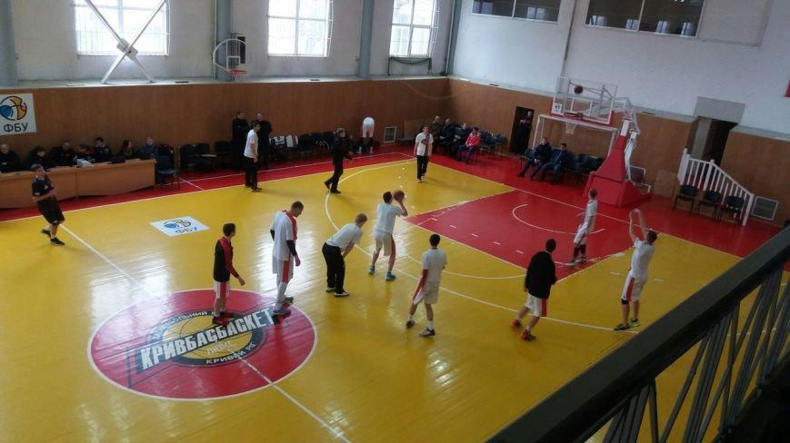 Криворожские баскетболисты с разгромным счетом обыграли спортсменов из Кременчуга  (ФОТО), фото-5