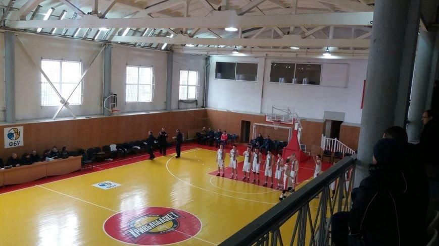Криворожские баскетболисты с разгромным счетом обыграли спортсменов из Кременчуга  (ФОТО), фото-4