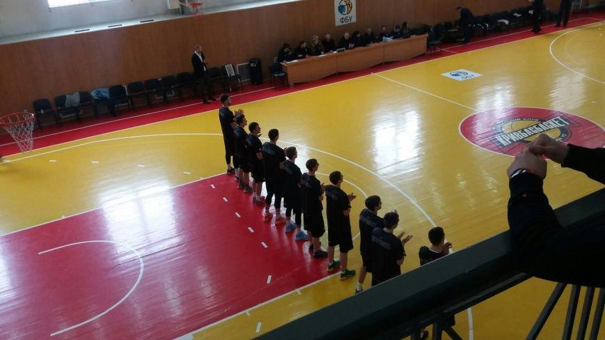 Криворожские баскетболисты с разгромным счетом обыграли спортсменов из Кременчуга  (ФОТО), фото-3