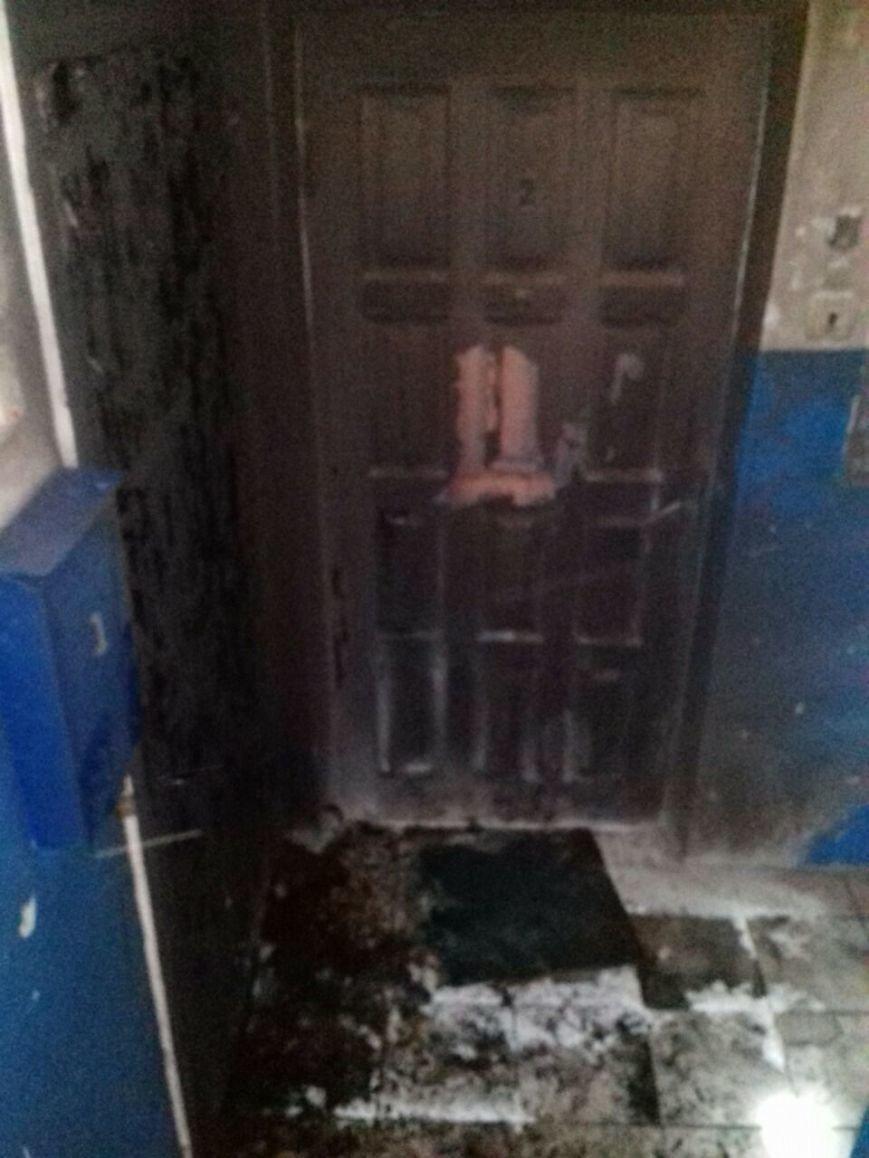 Пожар в многоквартирном доме в Боярке, фото-2