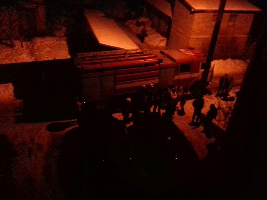 Пожар в многоквартирном доме в Боярке, фото-1