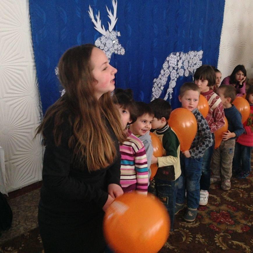 """Молодежь Каменского провела социальную акцию """"Время доброты"""", фото-5"""