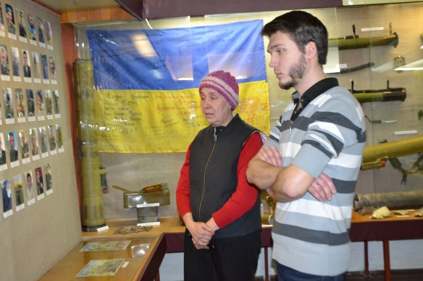 В Криворожском музее продолжают собирать данные о погибших в АТО земляках (ФОТО), фото-1