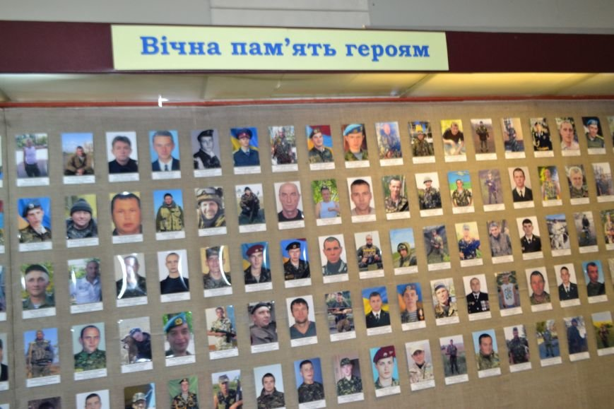 В Криворожском музее продолжают собирать данные о погибших в АТО земляках (ФОТО), фото-3