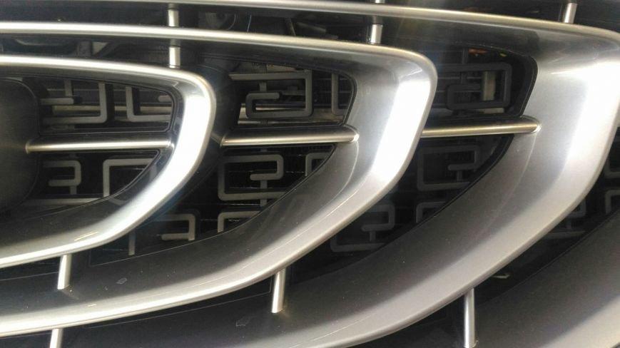 Презентация нового седана бизнес класса Geely Emgrand GT, фото-10