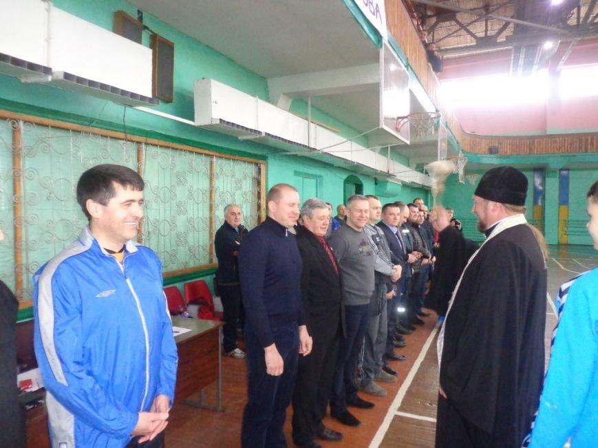 Команда мелитопольских спасателей забрала главный трофей в турнире по футзалу, фото-3