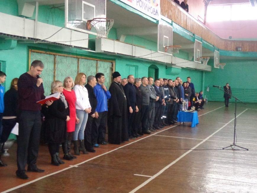 Команда мелитопольских спасателей забрала главный трофей в турнире по футзалу, фото-1