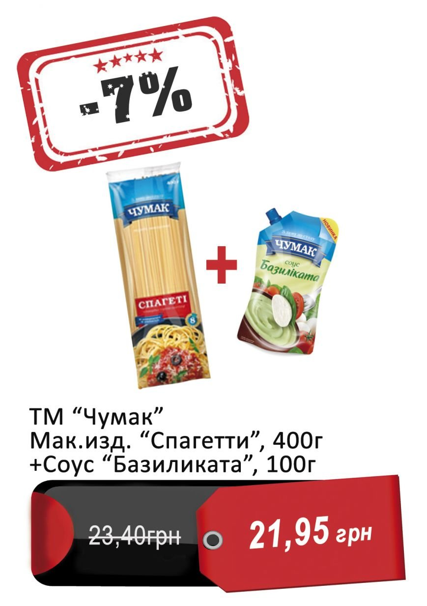 спагетини и соус