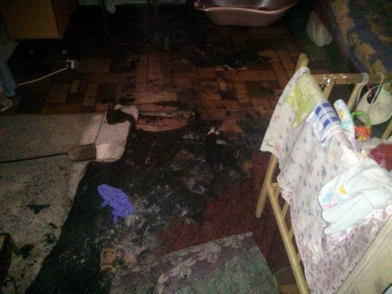 В Бахмуте заживо истлел человек и чуть не погиб семимесячный ребенок, фото-6