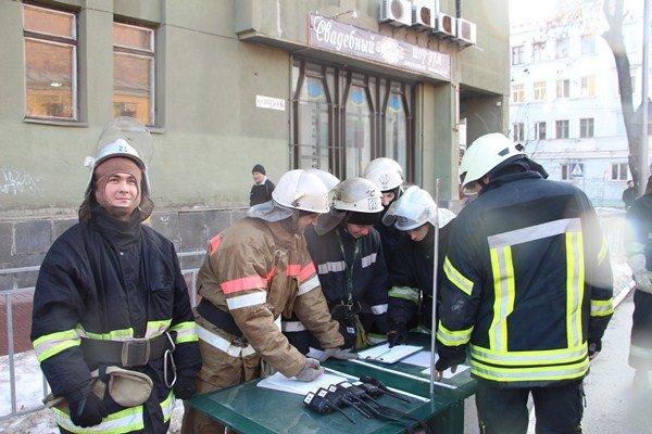 В Киеве горел старинный дом на Подоле (ФОТО), фото-2