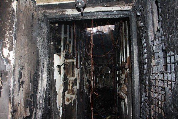 В Киеве горел старинный дом на Подоле (ФОТО), фото-1