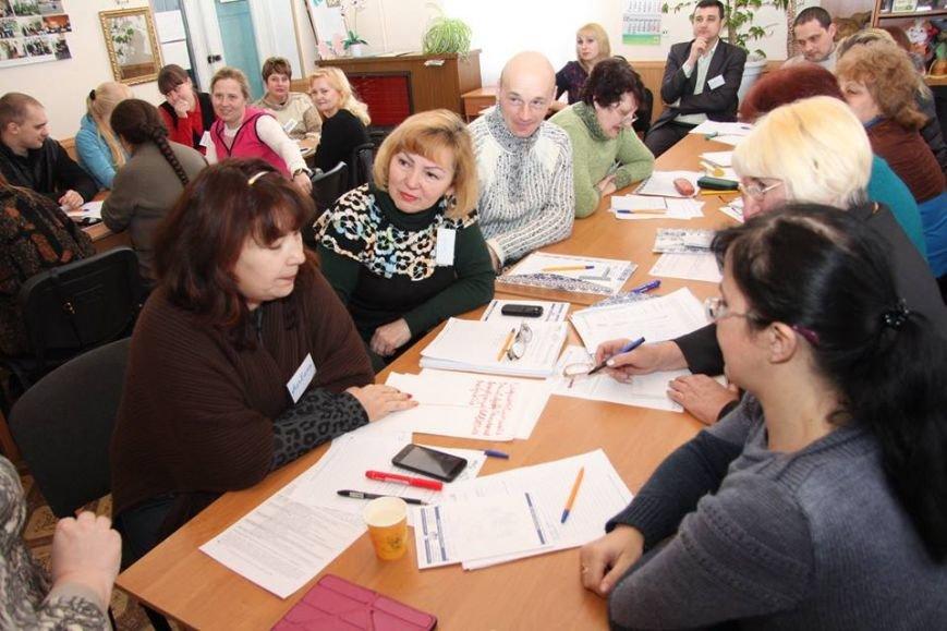 Мелитопольцы с особыми потребностями развивали лидерские качества (фото), фото-1