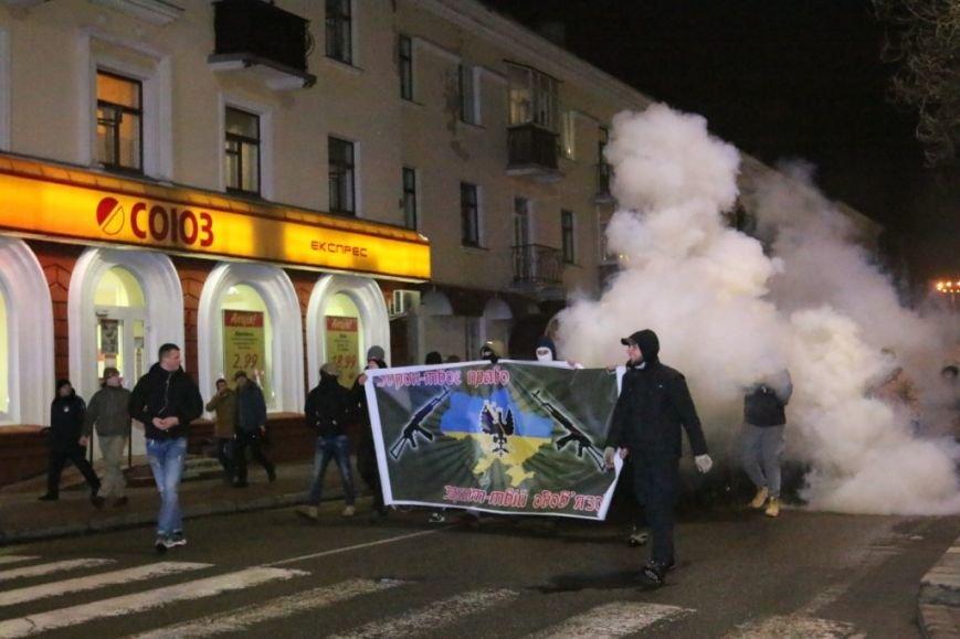 Марш за легализацию оружия собрал в Чернигове около 200 человек, фото-21