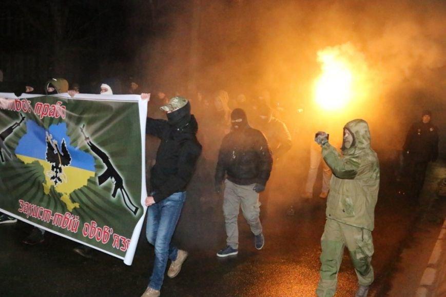 Марш за легализацию оружия собрал в Чернигове около 200 человек, фото-12
