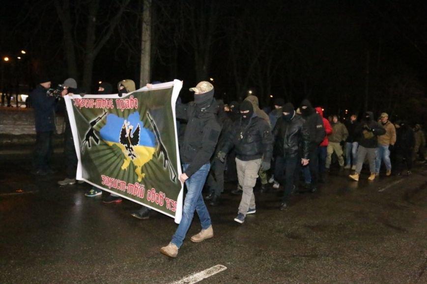Марш за легализацию оружия собрал в Чернигове около 200 человек, фото-8
