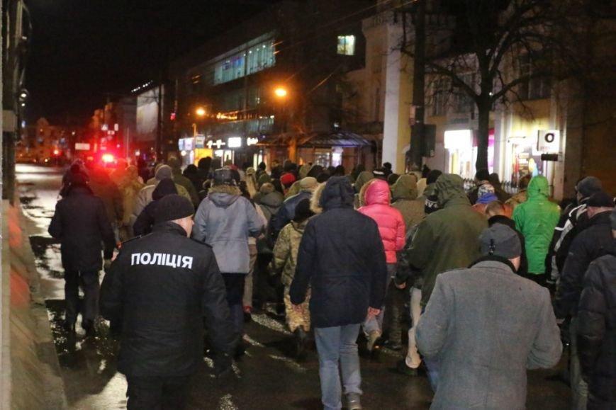 Марш за легализацию оружия собрал в Чернигове около 200 человек, фото-14