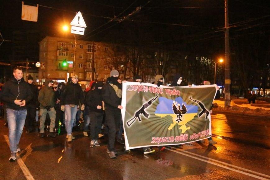 Марш за легализацию оружия собрал в Чернигове около 200 человек, фото-10