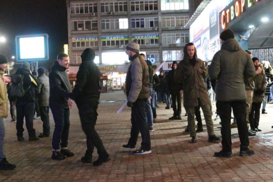 Марш за легализацию оружия собрал в Чернигове около 200 человек, фото-2