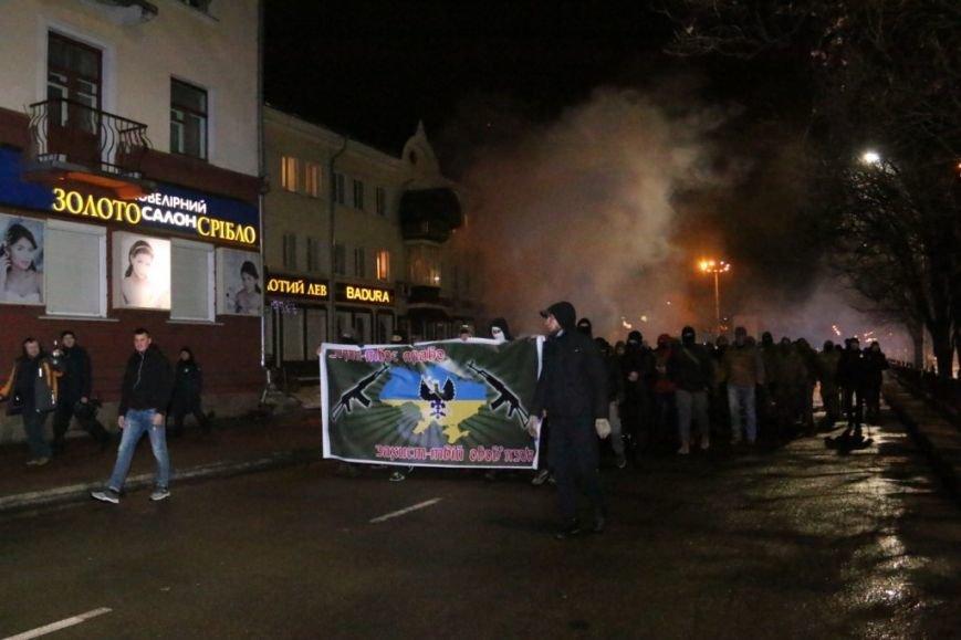 Марш за легализацию оружия собрал в Чернигове около 200 человек, фото-19