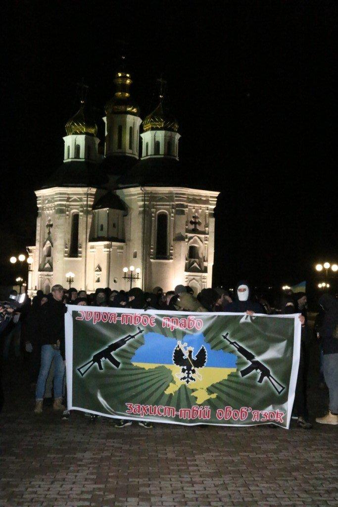Марш за легализацию оружия собрал в Чернигове около 200 человек, фото-26